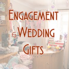 Engagement & Wedding Gifts