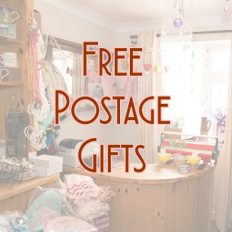 Free Postage Gifts (Ireland only)