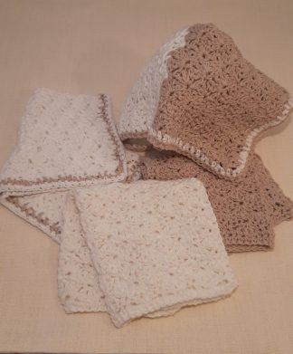 Dishcloths Eco Friendly Cotton Handmade