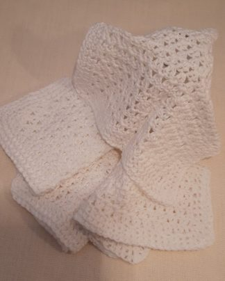 Eco Friendly Handmade Facecloths